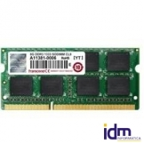 MEMORIA PORTATIL DDR3 4GB 1600 MHZ PC12800 TRANSCEND