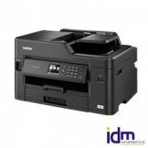 MULTIFUNCION BROTHER INYECCION COLOR MFC-J5330DW FAX/ A3/ A4/ 35PPM/ LCD TACTIL/USB/ WIFI/ WIFI-DIRE