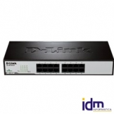 SWITCH 16 PUERTOS 10/100 SOHO D-LINK
