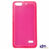 X-One Funda TPU Bumper Huawei G Play Mini Rosa